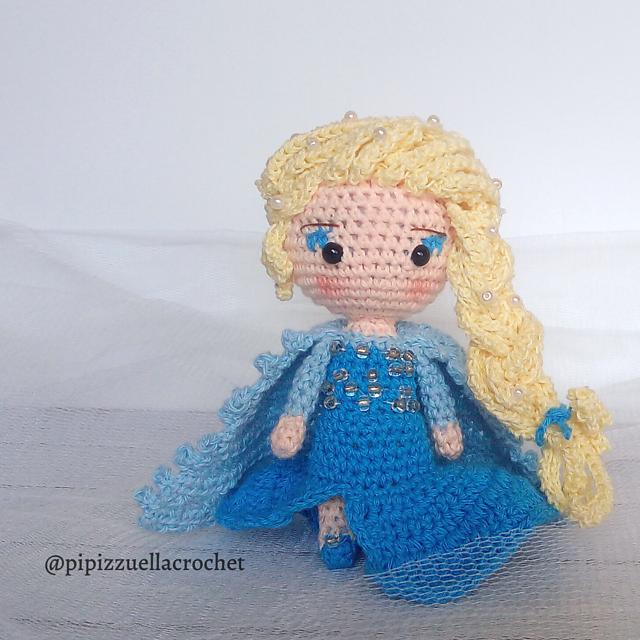 FREE Frozen Crochet Patterns: Inspired by the Disney Movie ... | 640x640