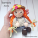 Bambola Anne pattern