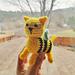 Cat Bee Amigurumi pattern