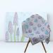 Grape Hyacinth Blanket pattern