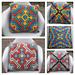 Africa Blanket/Pillow CAL pattern