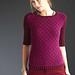 #02 Short Sleeve Pullover pattern