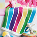 Rainbow Layer Cake pattern