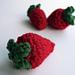 Sassy Strawberries pattern