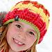 Avalanche Beanie - Kids pattern