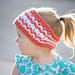 Timberline Headband pattern