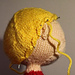 Wig cap for Arne & Carlos doll pattern