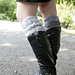 F687 Boot Toppers pattern