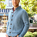 3089 Men's Cardigan pattern