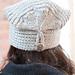 F554 Homestead Button Flap Hat pattern