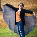 M125 Ghost of the Moon Shawl pattern