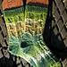 Pine Tree Socks (aka Christmas Tree Socks) pattern