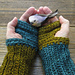 Mrs.Fitz Inspired Mini Mitts Crocheted Version 1.0 Outlander (with Wristwarmer option) pattern