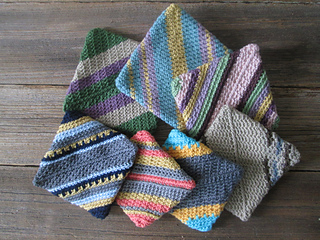 Ravelry: Pollyfoofoo's Double-thick Diagonally Crocheted ...