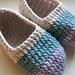 Women's Ballet Slippers pattern