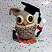 Wisdom the Graduation Owl pattern
