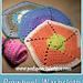 Pinwheel Washcloth pattern