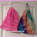 Mesh Drawstring Bag pattern