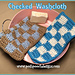 Checked Washcloth pattern