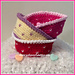 Sweet Love Candy Dish pattern