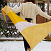 Caravan of Love Knitted Shawl pattern