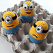 Easter egg minions pattern