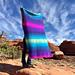 Let It Fly Mandala Blanket pattern