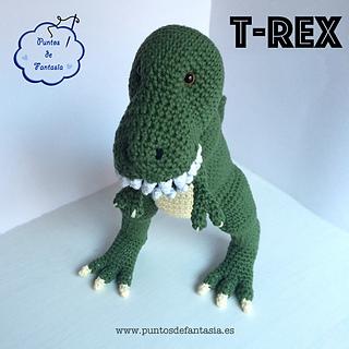 Kéras Triceratops, Patron Amigurumi. Dino Amigurumi | Patrones ... | 320x320