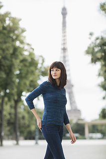 A Tower in Paris Pullover