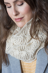 Snowmelt Cowl by Cap Sease
