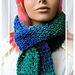 Inclining Scarf pattern