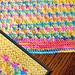 Fleur-du-Lit Baby Blanket pattern