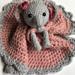 Ellie The Elephant Lovey pattern