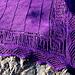 a-MAZE-ing Shawl pattern