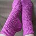 Dandelion Socks (Cuff Down) pattern