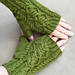 The Great Wall Fingerless Mitts IV pattern