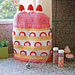 Strawberry Shortcake Stand-Mixer Cover pattern