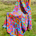 Harlequin Crochet Afghan/Blanket pattern