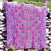 Foxgloves Blanket pattern