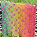 Countisbury Hill Blanket pattern
