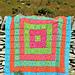 Queenie's Square Blanket pattern