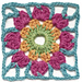 Mabel Crochet Motif pattern
