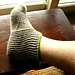 Men's Slipper Sock pattern