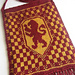 HP House Fair Isle Pouch Bags pattern