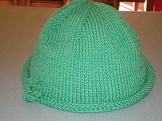 Hat completed