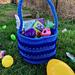 Easy Easter Basket pattern