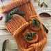 Pumpkin Newborn Set pattern