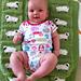 #30 Sheep Baby Blanket pattern