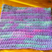 Bev's Crocheted Dishcloth pattern