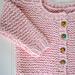 Daisy Cardi pattern